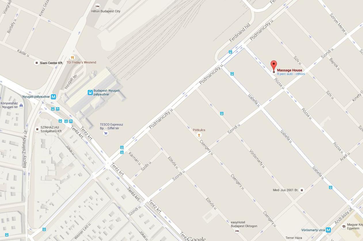 location-of-massage-house